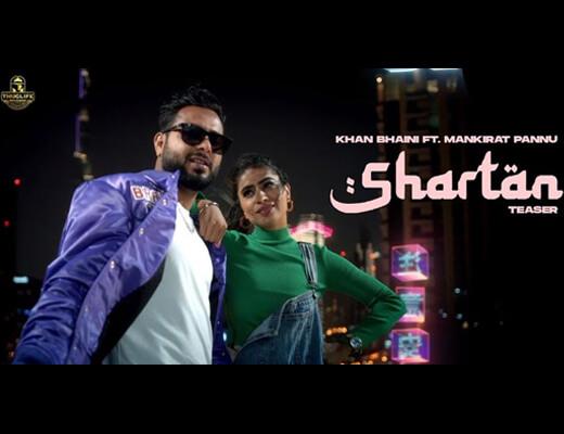 Shartan Hindi Lyrics – Khan Bhaini