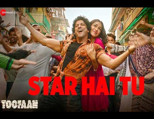 Star Hai Tu Hindi Lyrics – Toofaan 2021