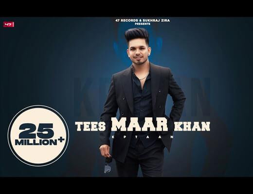 Tees Maar Khan Hindi Lyrics – Kptaan