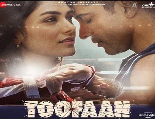 Toofaan Hindi Lyrics (Title Song)- Siddharth Mahadevan