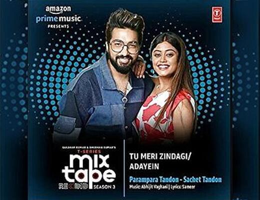 Tu Meri Zindagi Hai Hindi Lyrics – Parampara Tandon, Sachet Tandon