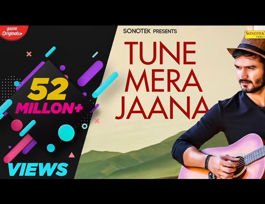 Tune Mere Jana (Emptiness) Hindi Lyrics – Gajendra Verma