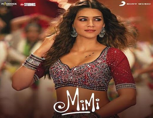 Yaane Yaane Hindi Lyrics – Mimi Rakshita Suresh