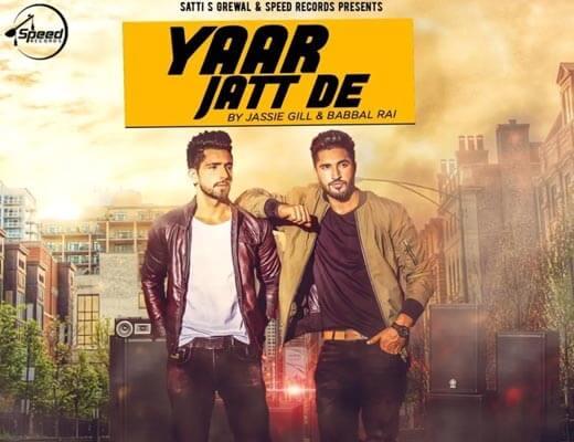 Yaar Jatt De Hindi Lyrics - Jump 2 Bhangraaa