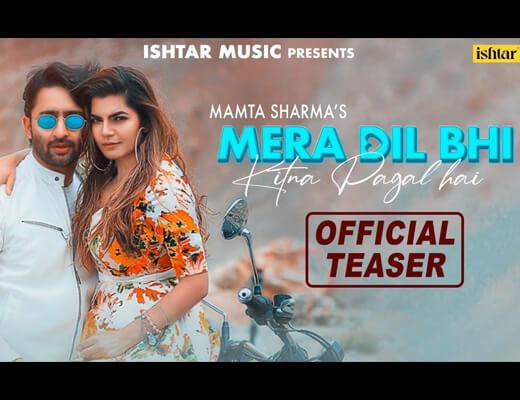 Mera Dil Bhi Kitna Pagal Hai Hindi Lyrics - Mamta Sharma