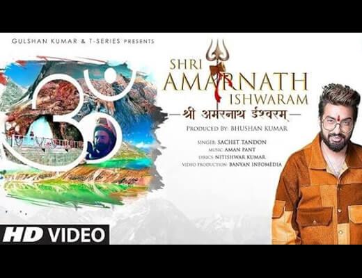 Amarnath Ishwaram Hindi Lyrics – Sachet Tandon