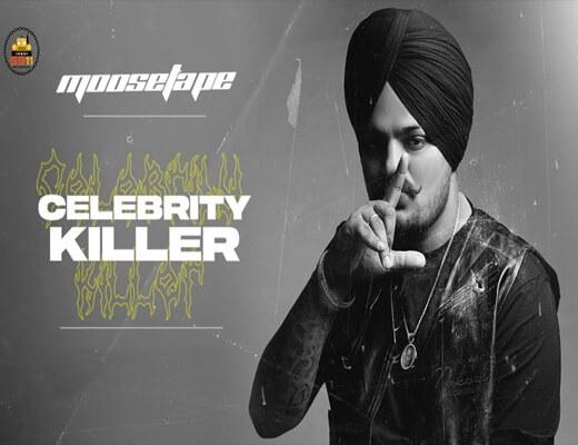 Celebrity Killer Hindi Lyrics – Sidhu Moose Wala