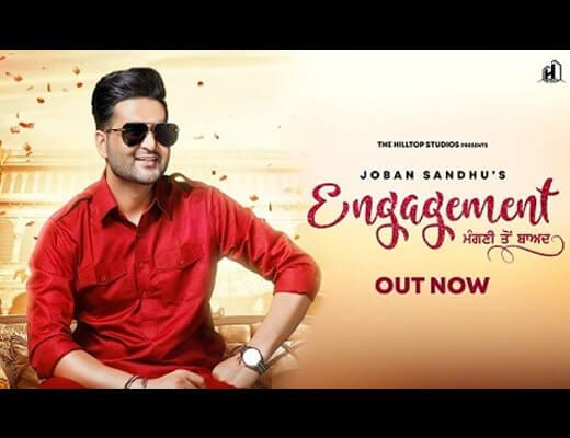Engagement Hindi Lyrics – Joban Sandhu