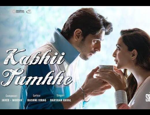 Kabhi Tumhhe Yaad Meri Aaye Hindi Lyrics – Shershaah