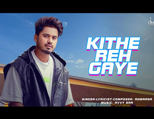 Kithe Reh Gaya Hindi Lyrics – Romaana