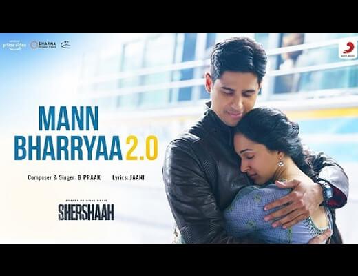 Mann Bharrya 2.0 Hindi Lyrics – B Praak