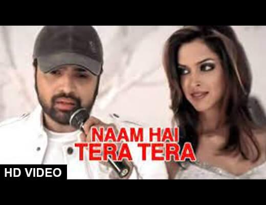 Naam Hai Tera Hindi Lyrics – Himesh Reshammiya