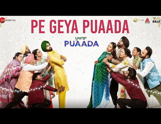 Pe Geya Puaada Hindi Lyrics – Nachhatar Gill