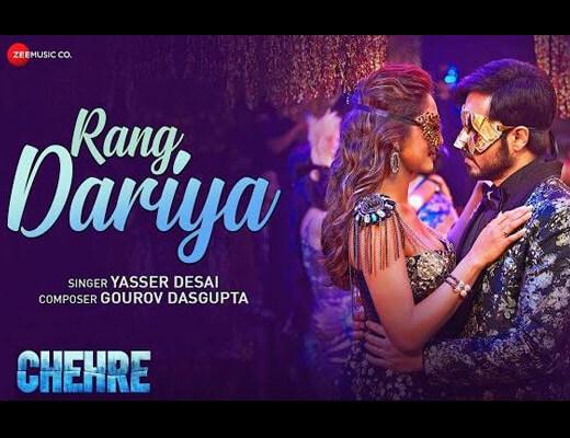 Rang Dariya Hindi Lyrics – Yasser Desai