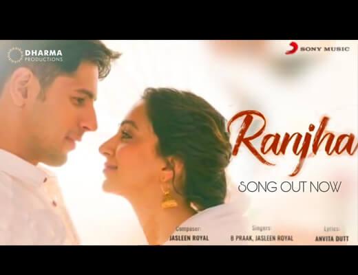 Ranjha Hindi Lyrics - Shershaah