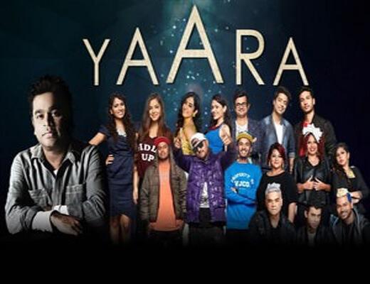 Yaara Hindi Lyrics - AR Rahman