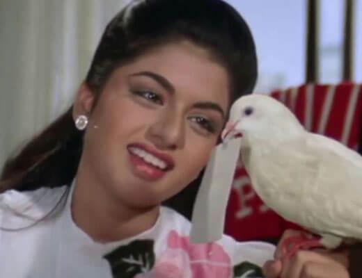 Kabootar Ja Ja Ja Hindi Lyrics - Maine Pyar Kiya
