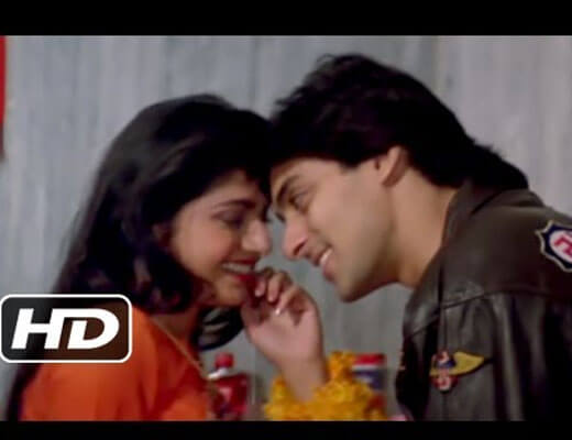 Aaja Shaam Hone Aayee Hindi Lyrics - Maine Pyar Kiya (1989)