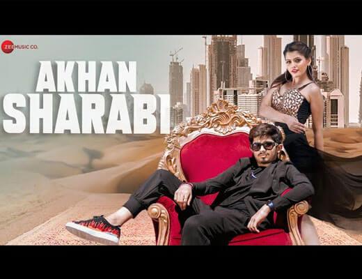 Akhan Sharabi Hindi Lyrics – Mika Singh
