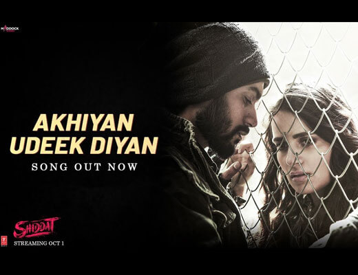 Akhiyan Udeek Diyan Hindi Lyrics – Master Saleem