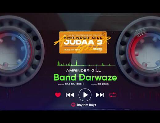 Band Darwaze Hindi Lyrics – Amrinder Gill