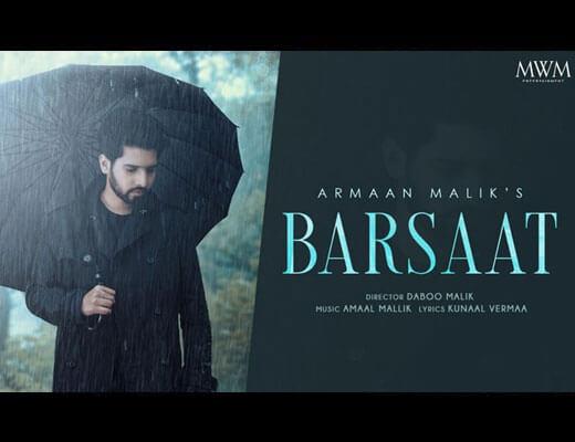 Barsaat Hindi Lyrics – Armaan Malik