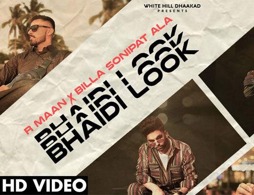 Bhaidi Look Hindi Lyrics – Billa Sonipat Ala