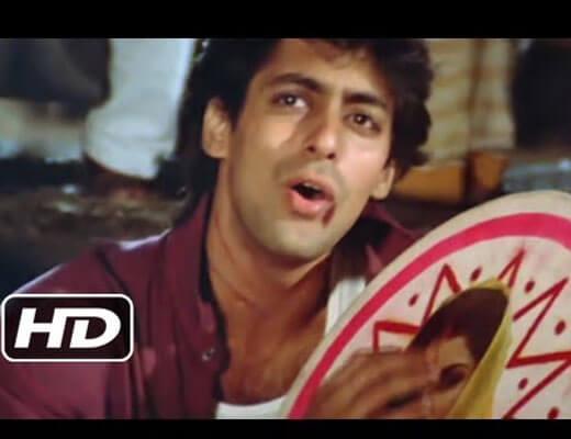 Dil De Ke Darde Mohabbat Liya Hai Hindi Lyrics - Maine Pyar Kiya