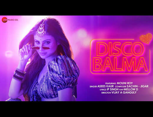 Disco Balma Hindi Lyrics – Asees Kaur
