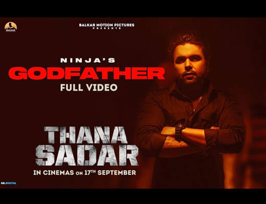 Godfather Hindi Lyrics - Thana Sadar