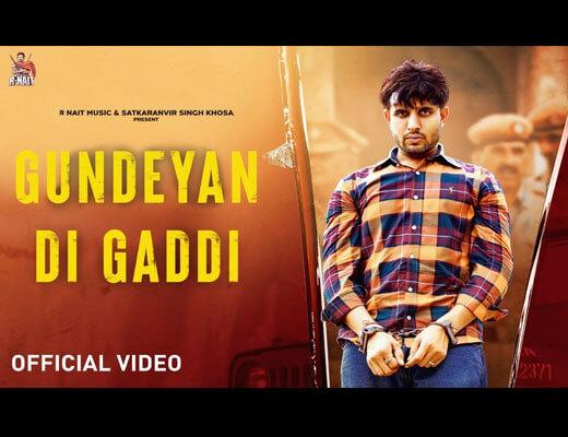 Gundeyan Di Gaddi Hindi Lyrics – R Nait