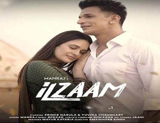 Ilzaam Hindi Lyrics – Manraj, B Praak