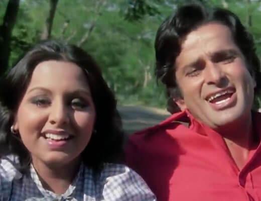 Kah Doo Tumhe Ya Chup Rahu Hindi Lyrics - Deewaar (1975)