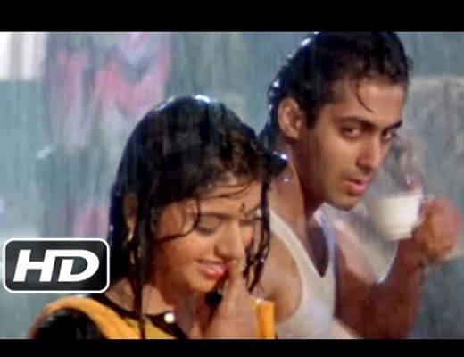 Kahe Toh Se Sajna Hindi Lyrics - Maine Pyar Kiya