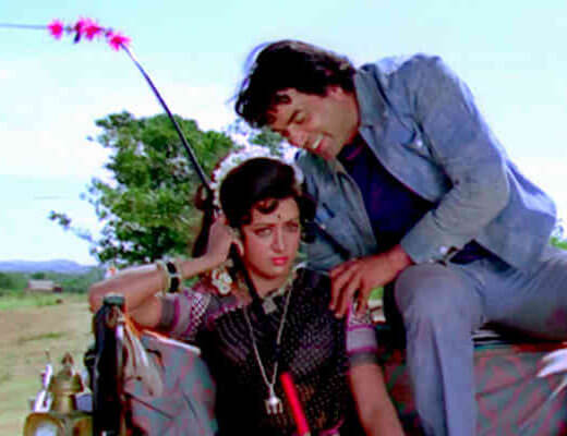 Koi Haseena Jab Rooth Hindi Lyrics - Sholay (1975)