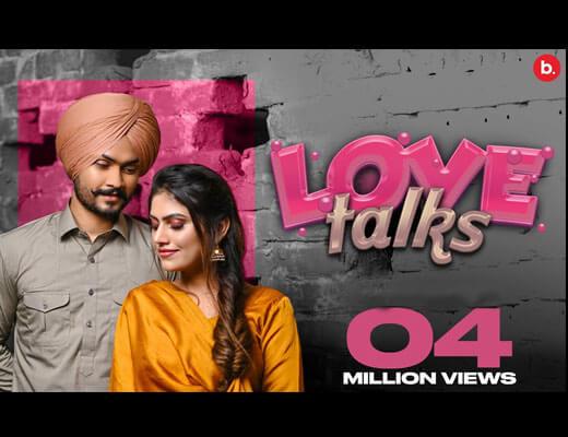 Love Talks Hindi Lyrics – Himmat Sandhu
