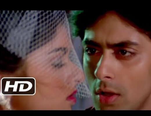Mere Rang Mein Rangne Wali Hindi Lyrics - Maine Pyar Kiya