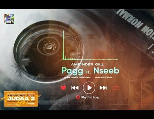 Pagg Hindi Lyrics – Amrinder Gill