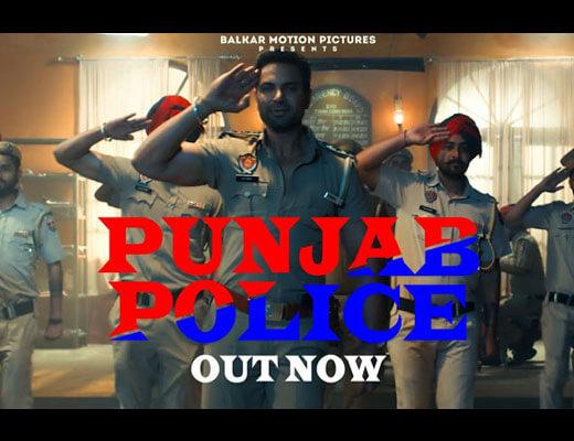 Punjab Police Hindi Lyrics – Gagan Kokri