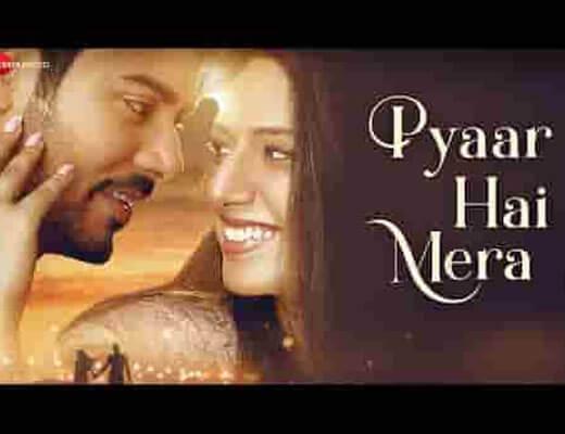Pyaar Hai Mera Hindi Lyrics - Priyankit Jaiswal