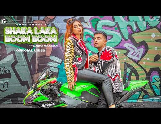 Shaka Laka Boom Boom Hindi Lyrics – Jass Manak