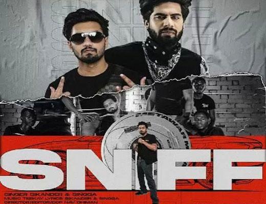 Sniff Hindi Lyrics – Singga, Sikander