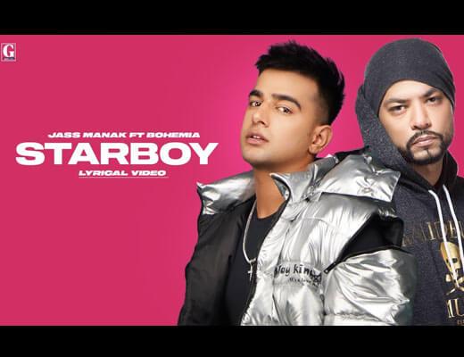 Starboy Hindi Lyrics – Jass Manak