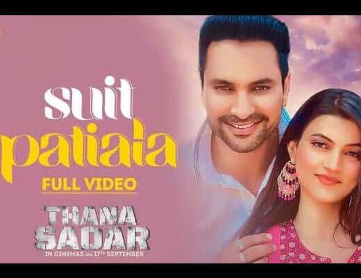 Suit Patiala Hindi Lyrics – Gurnam Bhullar