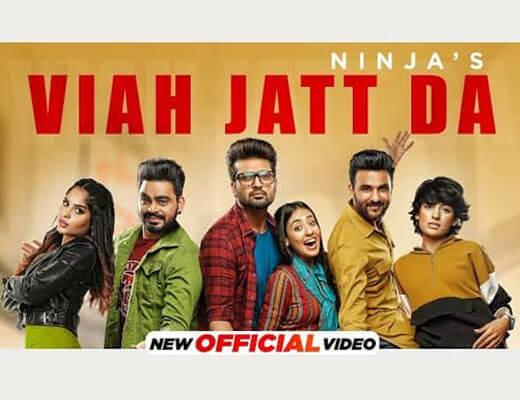 Viah Jatt Da Hindi Lyrics – Ninja