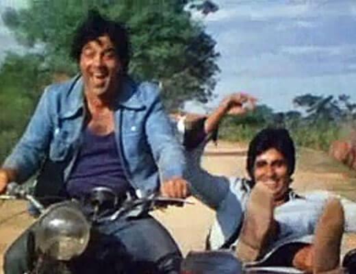 Yeh Dosti Hindi Lyrics - Sholay (1975)