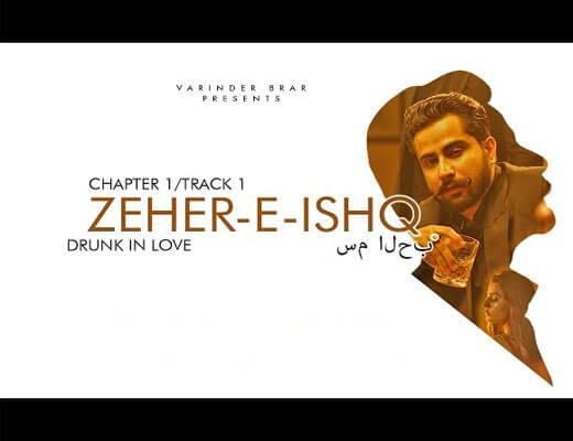Zehar E Ishq Hindi Lyrics – Varinder Brar