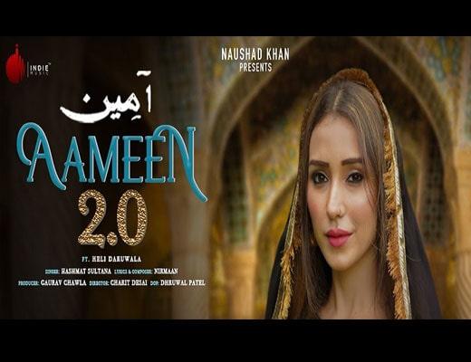 Aameen 2.0 Hindi Lyrics - Hashmat Sultana