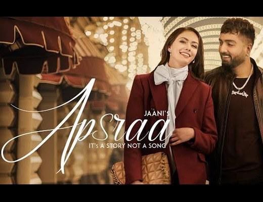 Apsraa Hindi Lyrics – Jaani, Asees Kaur