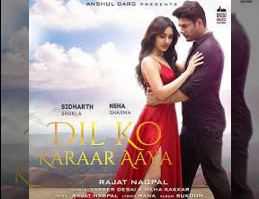 Dil Ko Karaar Aaya Hindi Lyrics - Neha kakkar